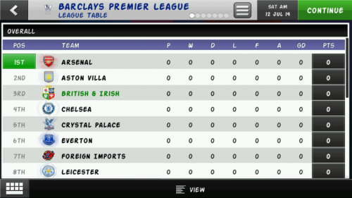 Football Manager Handheld 2015 - FMM Vibe