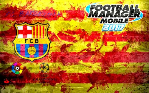 Screenshot for F.C. BARCELONA Startscreen [Retina/HDTV Size]