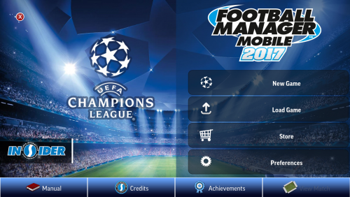 Screenshot for 2017 - UCL Theme/Skin [1080p Android Only]