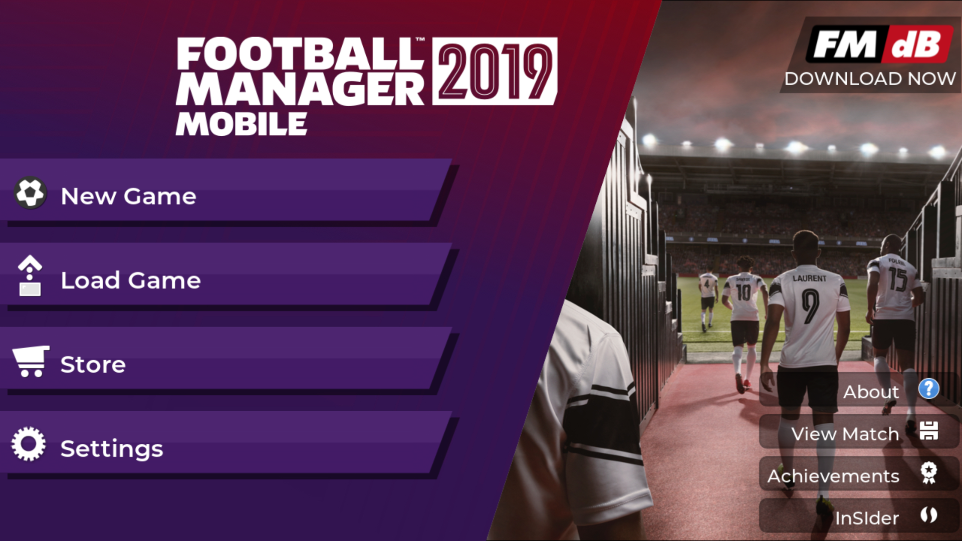 MS Fonts - FMM 2019 - Football Manager 2019 Mobile - FMM Vibe