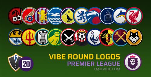 Round Logos Premier League