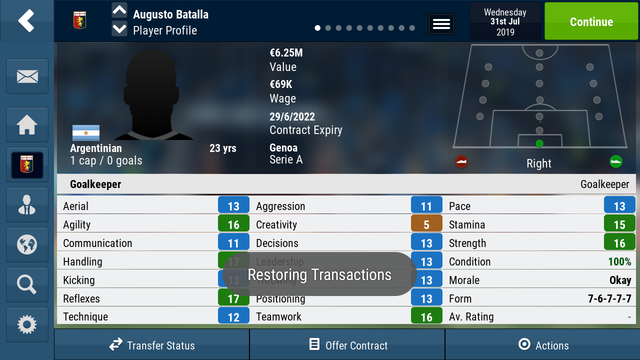 Bargains, Star Players, Tactics and the Meta game - Football Manager