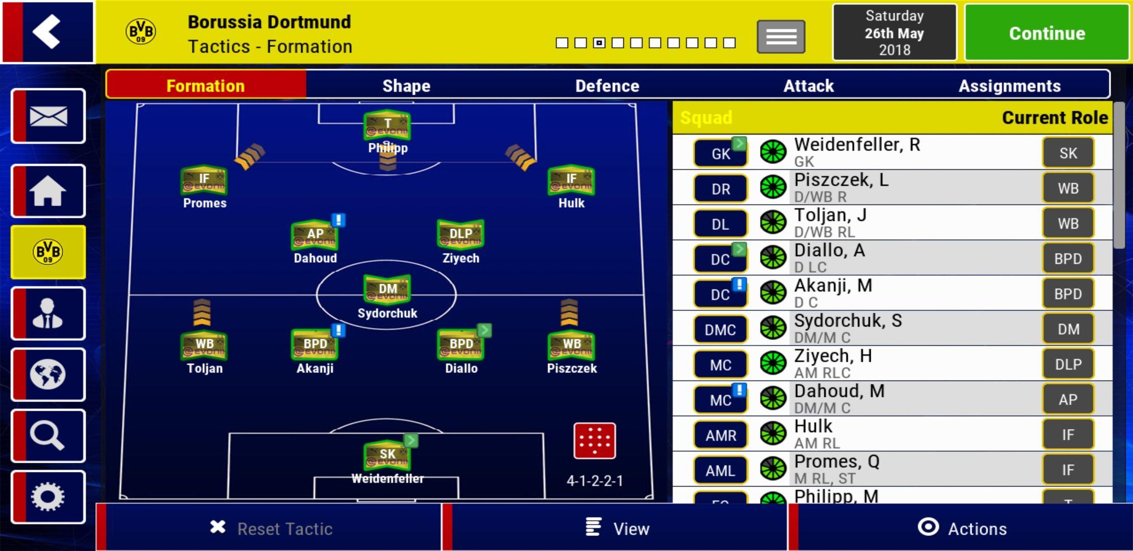 Borussia Dortmund FC - Can they Win the Bundesliga