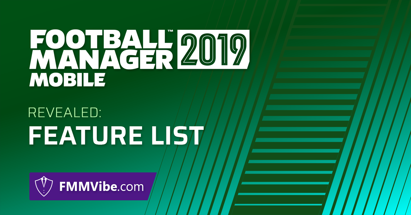 By Photo Congress || Football Manager 2019 Mobile Real