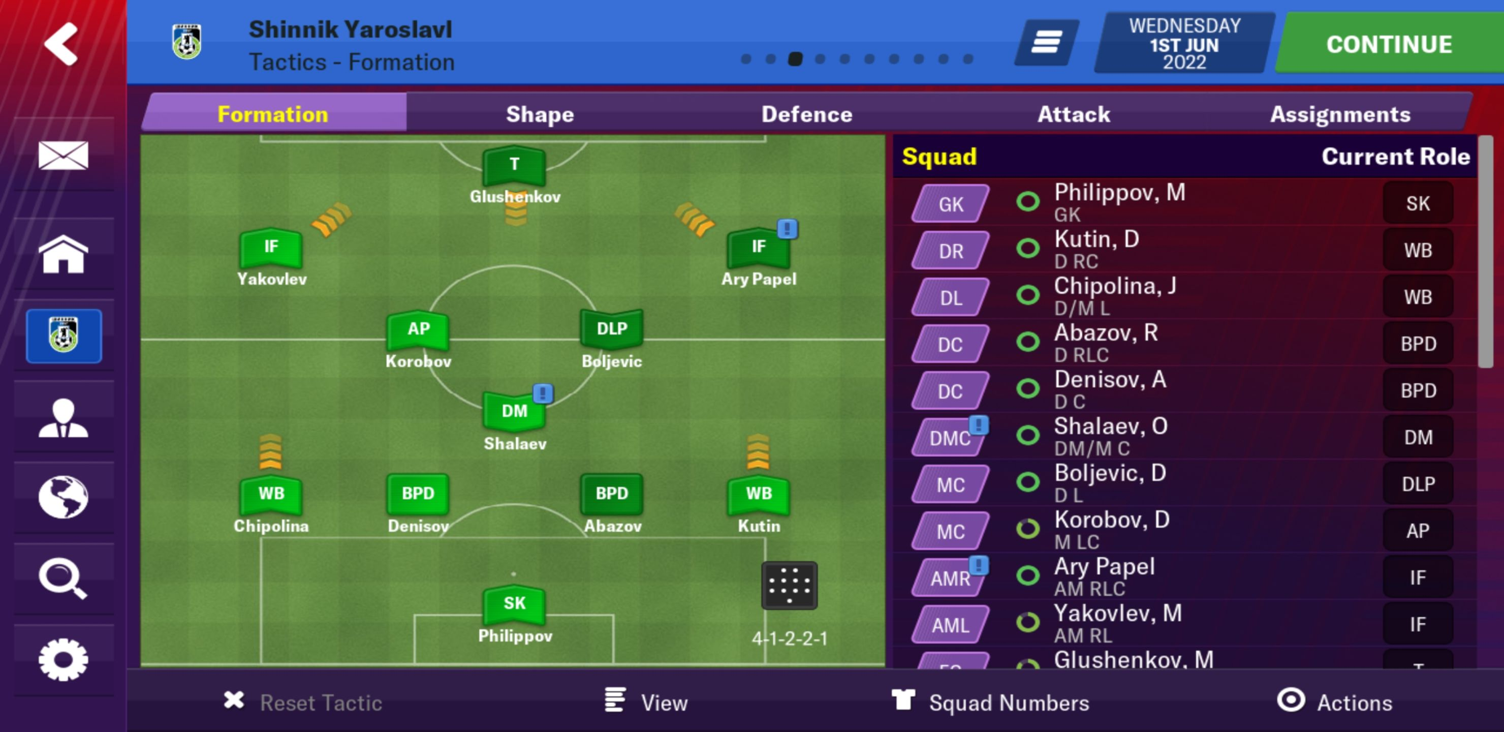 Winning Tiki Taka Tactic For Fmm19 Football Manager 2019