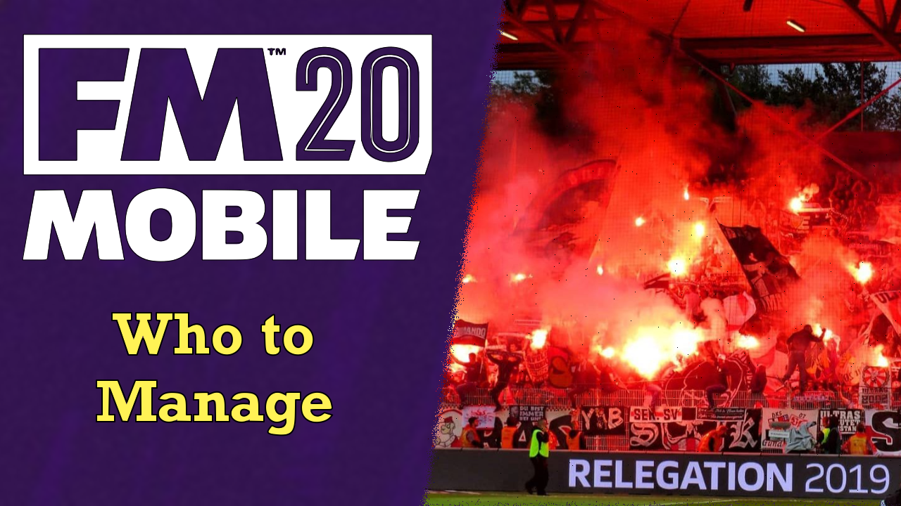 Top Tier Gas List 2020.Football Manager 2020 Five Clubs To Manage Football