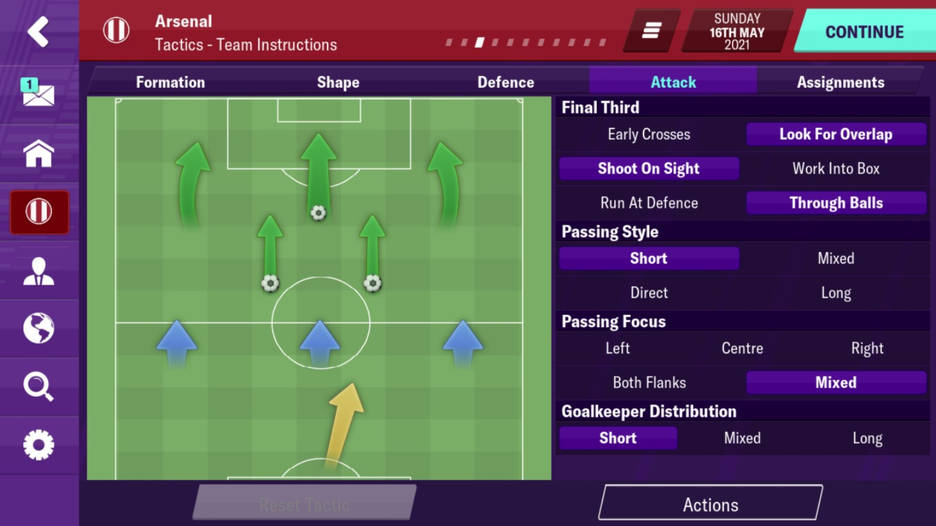 Best Tactic The Boot Room Soccer Manager Games Forum Soccer Manager 2020 Football Clash All Stars