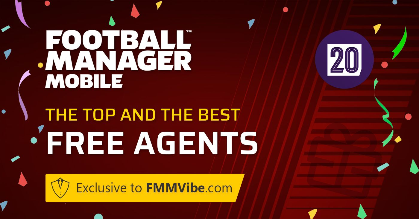 Best Free Password Manager 2020.Fmm20 Best Free Agents List Football Manager 2020 Mobile