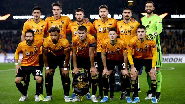 Wolverhampton Wanderers Aufstellung
